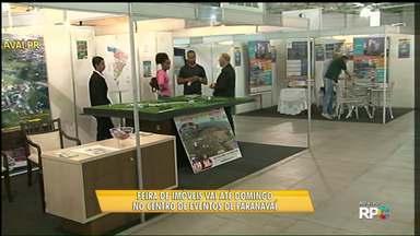 Feira de imóveis em Paranavaí pode ser oportunidade de negócio - Feira vai até domingo e deve oferecer cerca de 5 mil imóveis
