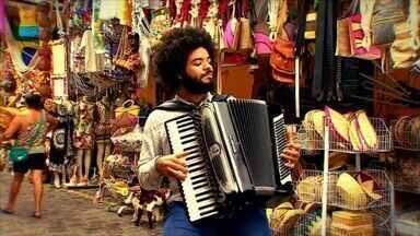 Músico sergipano Mestrinho fala sobre a carreira - Músico sergipano Mestrinho fala sobre a carreira.
