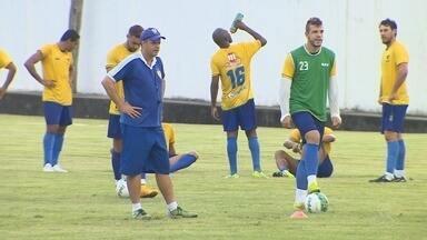 Nacional treina de olho no Trem-AP, pela Série D do Brasileiro - Jogo ocorre neste domingo, na Arena da Amazônia. Confira as informações do clube.