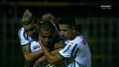 Luverdense vence Londrina em jogo de polêmicas pela Série B - Luverdense vence Londrina em jogo de polêmicas pela Série B