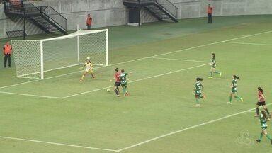 Com 17 mil nas arquibancadas, Adeco-SP vence Iranduba e é campeão da Liga Feminina Sub-20 - Jogo ocorreu nesta sexta à noite, na Arena da Amazônia. Confira como foi.