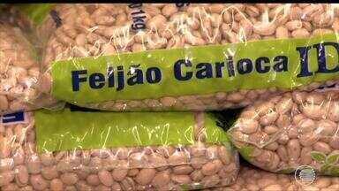 Teresinenses sentem no bolso o aumento no preço do feijão - Teresinenses sentem no bolso o aumento no preço do feijão
