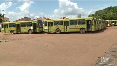 Ônibus semi-urbanos não circularam neste sábado (25) em São Luís - Quem precisou dos serviços teve dificuldades para chegar ao seu destino.