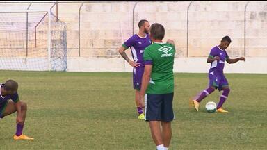 Salgueiro e Remo se enfrentam nesta segunda-feira, no Cornélio de Barros - As equipes estão prontas para o duelo.
