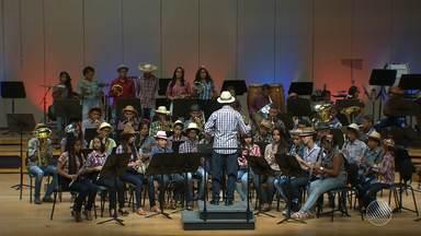 Encontro de filarmônicas reúne músicos de todo o estado em Salvador - O encontro fez parte das comemorações pelo 2 de julho, dia da Independência do Brasil na Bahia.