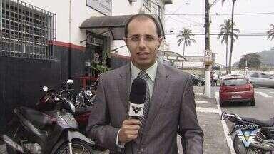 Policial Militar é morto em Praia Grande - O PM é da cidade de Santa Catarina.