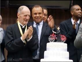 Padre Henrique é homenageado no aniversário de Montes Claros - Montes Claros completou 159 anos nesse domingo.