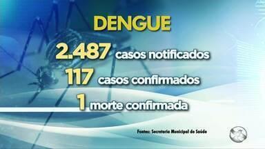 Secretaria de Saúde de Caruaru divulga novos dados de arboviroses - De janeiro até 1º de junho foram 2.487 casos de dengue.