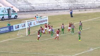 Galícia é eliminado da série D do Brasileiro; Flu de Feira e Juazeirense seguem na disputa - Confira como foram as partidas dos três times baianos que participam do campeonato.