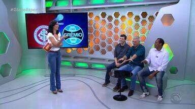 Globo Esporte RS - Bloco 1 - 04/07/2016 - Assista ao primeiro bloco do Globo Esporte RS desta segunda (4).