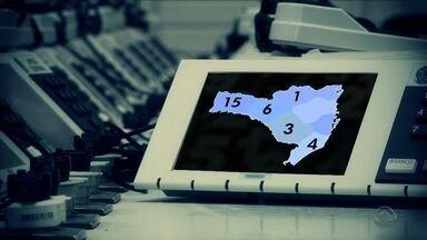 Em Santa Catarina, 29 cidades possuem mais eleitores do que moradores - Em Santa Catarina, 29 cidades possuem mais eleitores do que moradores