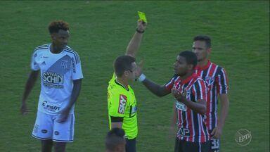 Ponte Preta vence o São Paulo por 1 a 0 - Partida aconteceu no domingo (3).