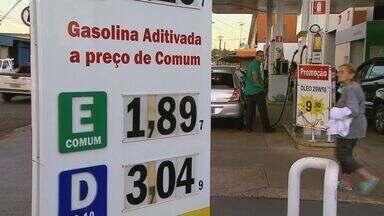 Preço do etanol cai R$ 0,30 nos postos em Ribeirão Preto, SP - Moradores da zona sul ainda pagam mais caro pelo combustível.