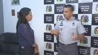 Batalhão Escolar da PM faz avaliação positiva do policiamento nas festas juninas - Batalhão Escolar da PM faz avaliação positiva do policiamento nas festas juninas