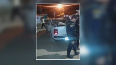 Homem mata suspeito de estuprar sua mulher em Buritis, RO - Após crime, suspeito mandou mulher levar corpo até delegacia.