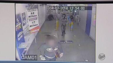 Polícia localiza suspeitos de tentativa de assalto a lotérica em Varginha (MG) - Polícia localiza suspeitos de tentativa de assalto a lotérica em Varginha (MG)