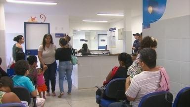 Reforma no Hospital Helena Moura é concluída após um ano e meio de obras - Unidade de saúde infantil ganhou duas recepções e atendimento a pacientes foi regularizado