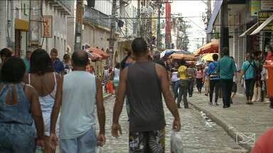 Desemprego afeta setores do comércio comunicação e imobiliário no MA - Desemprego afeta setores do comércio comunicação e imobiliário no MA