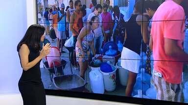 Moradores do sul do estado sofrem com estiagem há sete meses; veja na Previsão do Tempo - Em Salvador, a Marinha emitiu um alerta de ressaca no mar.
