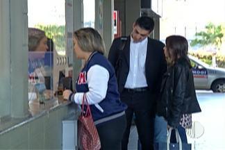 Ônibus intermunicipais também tem reajustes - Começou a valer nesta terça-feira (5) o aumento de quase 10% na tarifa das linhas intermunicipais.