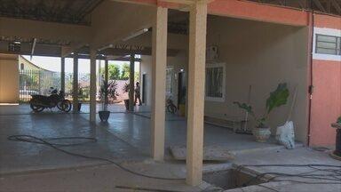 Escola de Cacoal, RO, é furtada por criminosos - Objetos foram levados nesta terça-feira (5).