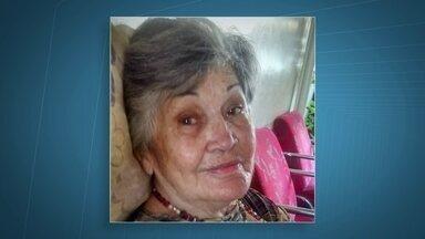 Idosa de 84 anos desaparece de abrigo no ParkWay - Nila Sergina Santiago, de 84 anos, estava sob os cuidados de um abrigo. A idosa tem alzheimer e estava participando de uma festa no local e saiu sem que ninguém visse.