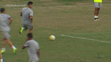 Fluminense enfrenta cobrança da torcida - Fluminense joga contra o Ypiranga-ERE pela Copa do Brasil.