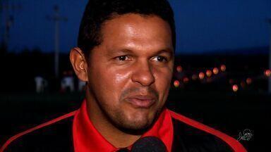 Novo técnico é apresentado no Guarani de Juazeiro - Confira com Fabiano Rodrigues