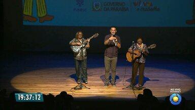 JPB2JP: Desafio de Repentistas no Espaço Cultural - Batalha no Teatro Paulo Pontes.