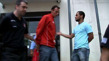 Empresário é preso no Ceará suspeito de fraudar placar de jogos de futebol - Golpe era realiza para beneficiar apostadores da Ásia.