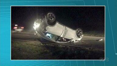 Pró-reitor de Centro Universitário morre em acidente em Rolândia - Segundo a polícia, motorista que causou o acidente estava bêbado