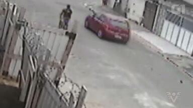 Imagens que mostram PM sendo assassinado são divulgadas em Praia Grande - Agente veio à região para comprar um aparelho de som que ele havia negociado pela internet.