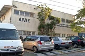 Crise afeta instituições que dependem de doações - Apae já sente os efeitos da crise econômica. No entanto, doações podem ser feitas pela Nota Fiscal Paulista.