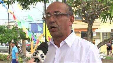 Produtores rurais de Arapiraca comemoram a chegada da chuva - Com o período chuvoso no Agreste de Alagoas melhora o plantio na região.