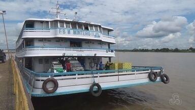 Mais de 19kg de pasta base de cocaína são apreendidas no AM - Droga estava no porto de Tabatinga, segundo Polícia Federal.