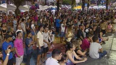 Em Manaus, tem início tradicional arraial do Centro Social Urbano do Parque dez - Festa acontece até agosto na Zona Centro-Sul da capital.