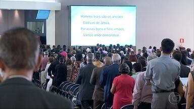 Congresso das Testemunhas de Jeová é realizado em São José da Lapa, na Grande BH - São esperadas 50 mil pessoas ao longo do evento.