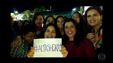 Confira as mensagens do #Altas Horas - Envie o seu vídeo e participe do próximo programa