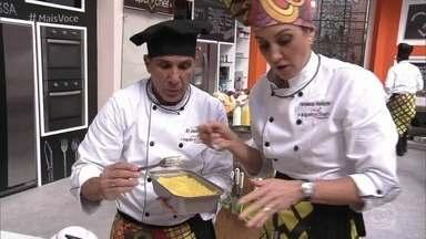 Duplas fazem prova de carne de sol no Super Chef Celebridades 2016 - Confira o desempenho dos participantes na prova que decide a segunda Panela de Pressão desta edição do reality