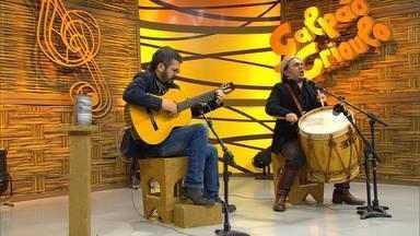 Ernesto Fagundes toca 'Origens' para a web - Assista ao vídeo.