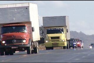 Cresce movimento nas estradas com o início das férias - Muitos acidentes são causados pela falta de atenção.