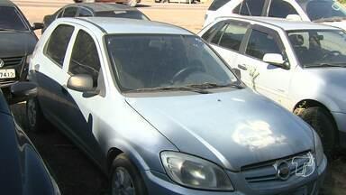 PRF vai leiloar 35 veículos no mês de agosto em Santarém - Objetivo é desafogar pátio da delegacia, dando destinação adequada. Lote terá veículos conservados, que podem voltar a circular em vias públicas.