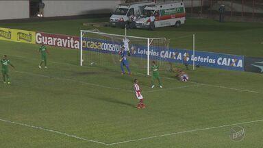 Mogi Mirim vence o Guarani por 1 a 0 pela Série C do Campeonato Brasileiro - A equipe do Guarani era a última invicta da competição, mas o ataque do time não funcionou como deveria e o Mogi conseguiu obter o melhor resultado.