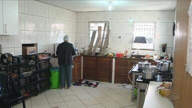 Creche em São José contabiliza prejuízos com arrombamentos frequentes - Creche em São José contabiliza prejuízos com arrombamentos frequentes