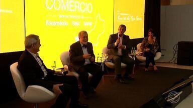 Barra Mansa, RJ, recebe etapa regional do Mapa Estratégico do Comércio - Objetivo é fazer levantamento para o crescimento sustentável do setor no estado e buscar soluções para a atividade econômica.
