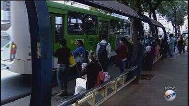Estações de ônibus serão desativadas em Ribeirão; entenda as mudanças - Terminais na Praça das Bandeiras serão fechados para obras.