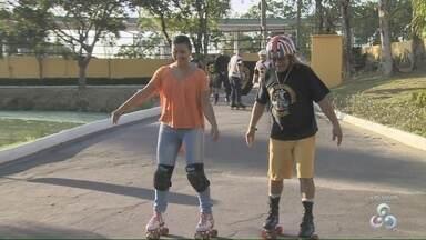 Encontro vai reunir adeptos do uso de patins, em Manaus - Evento será neste fim de semana na capital do Amazonas.