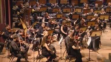 Orquestra AM Filarmônica apresenta série Guaraná - Apresentação foi realizada no Teatro Amazonas, em Manaus.