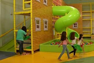 Espaços oferecem atividades para crianças durante as férias - Valores variam de R$ 45 a R$ 160.