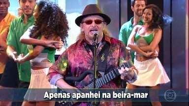 Geraldo Azevedo canta 'Táxi Lunar' - Confira a apresentação!